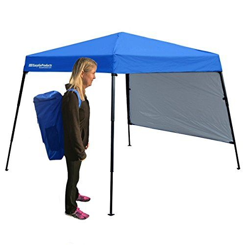 Portable Backpack Tent 7x7 Base with 6x6 Awning Top Lightweight for Hiking C&ing Beach Sports Baby Tent and Family Outings Pop Up Canopy -- Click on the ...  sc 1 st  Pinterest & Portable Backpack Tent 7x7 Base with 6x6 Awning Top Lightweight for ...