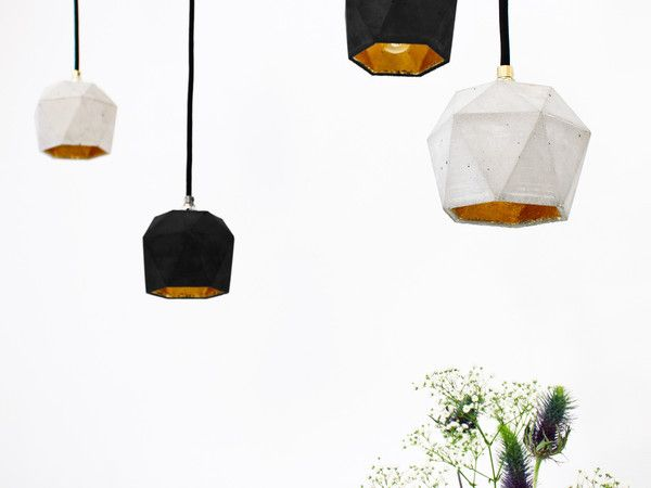 [T2] Concrete Hanging Lamp  |  GANTlights