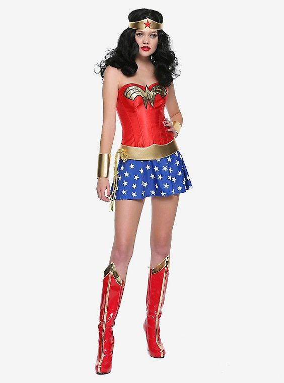 Clic Wonder Woman Costume Never Too Early For Ideas Pinterest Costumes And
