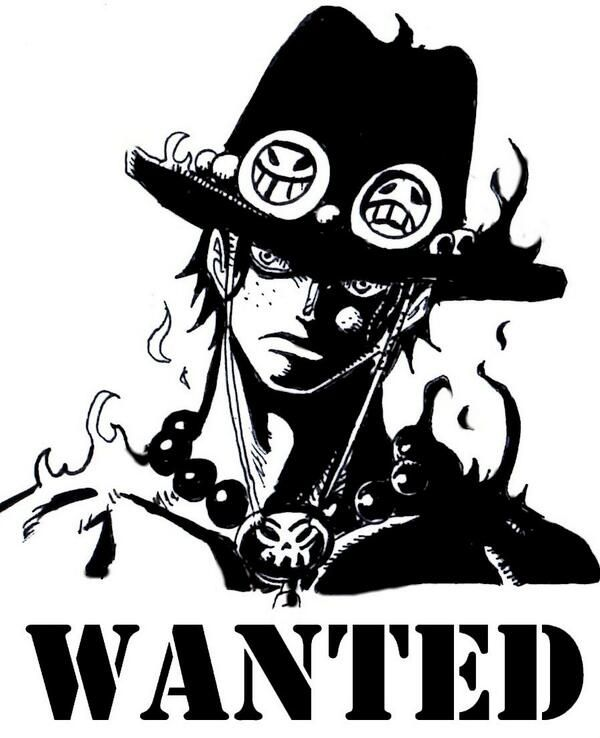 One Piece - Portgas D. Ace