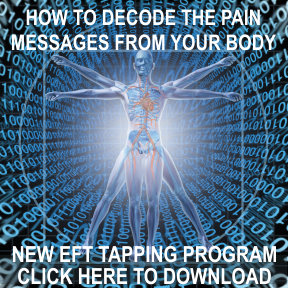 Click Here for the New EFT Tapping Program: How To Decode