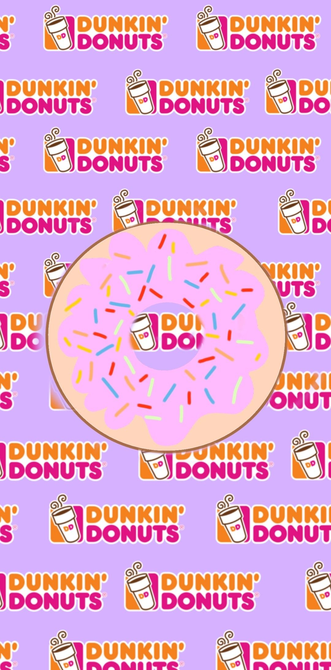 Wallapaper Dunkin Dunkin Donuts Cute Wallpapers