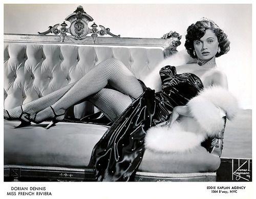 """Dorian Dennis aka """"Miss French Riviera"""""""