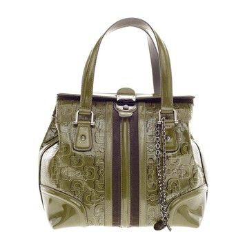 01c88066f58 Get one of the hottest styles of the season! The Gucci Treasure Boston  Patent Small Tote Bag is a top 10 member favorite on Tradesy.