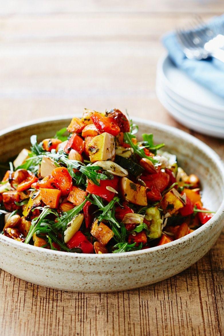 Photo of Roasted Vegetable Salad | EAT SMARTER