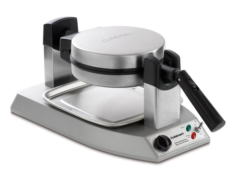 Amazon.com: Cuisinart Waffle Maker - Rotary: Electric Waffle Irons ...