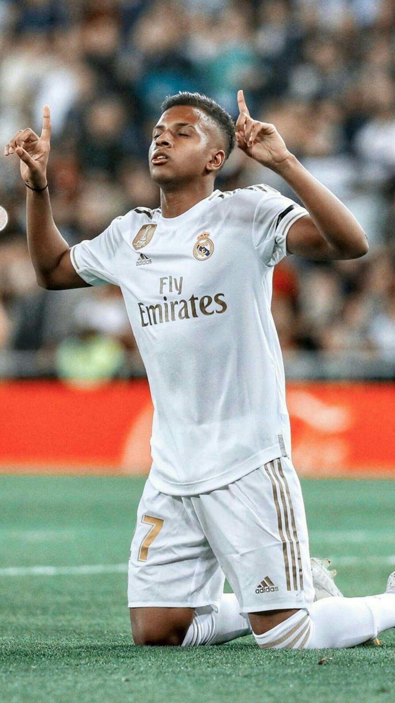 Rodrygo Real Madrid Futebol Esportes