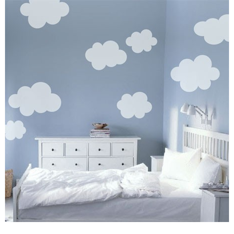 Wandsticker f rs baby children bedroom inspiration - Baby jungenzimmer ...