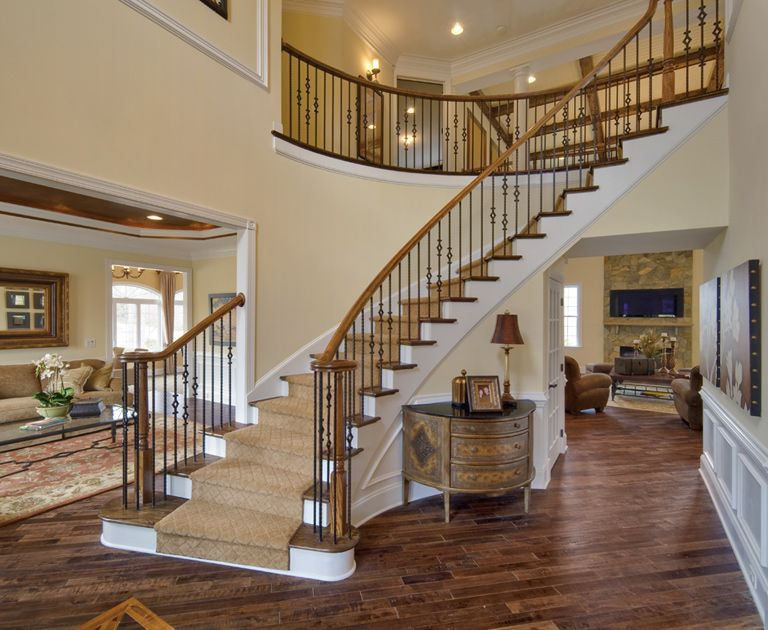 Foyer Stairs For Sale : Toll brothers the duncan foyer for home