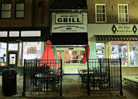 Photos Of Snow White Grill Winchester Restaurant Images Tripadvisor