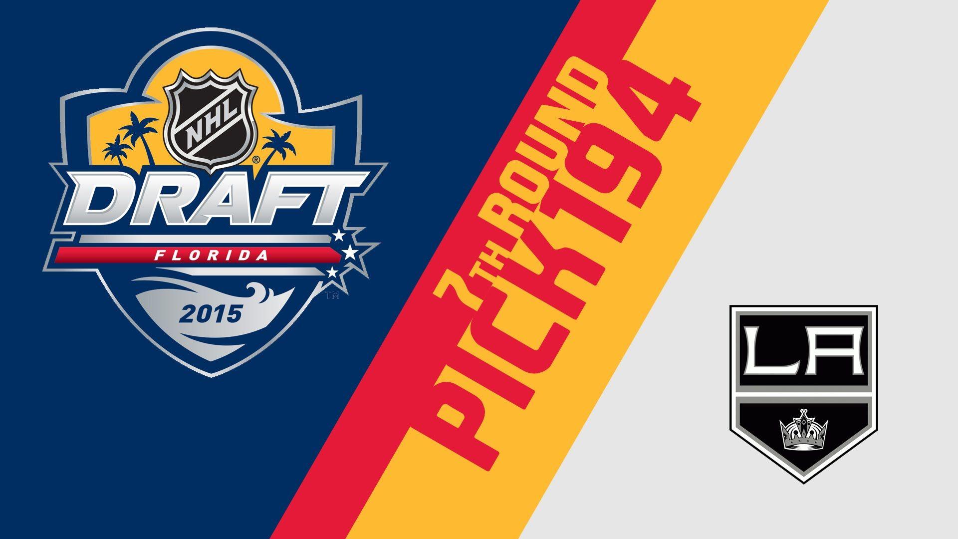 Matt Schmalz Drafted By Los Angeles Kings Nhl Draft Blues Nhl Nhl Vancouver Canucks