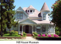 Hill House, my favorite spot in Lodi, Ca.