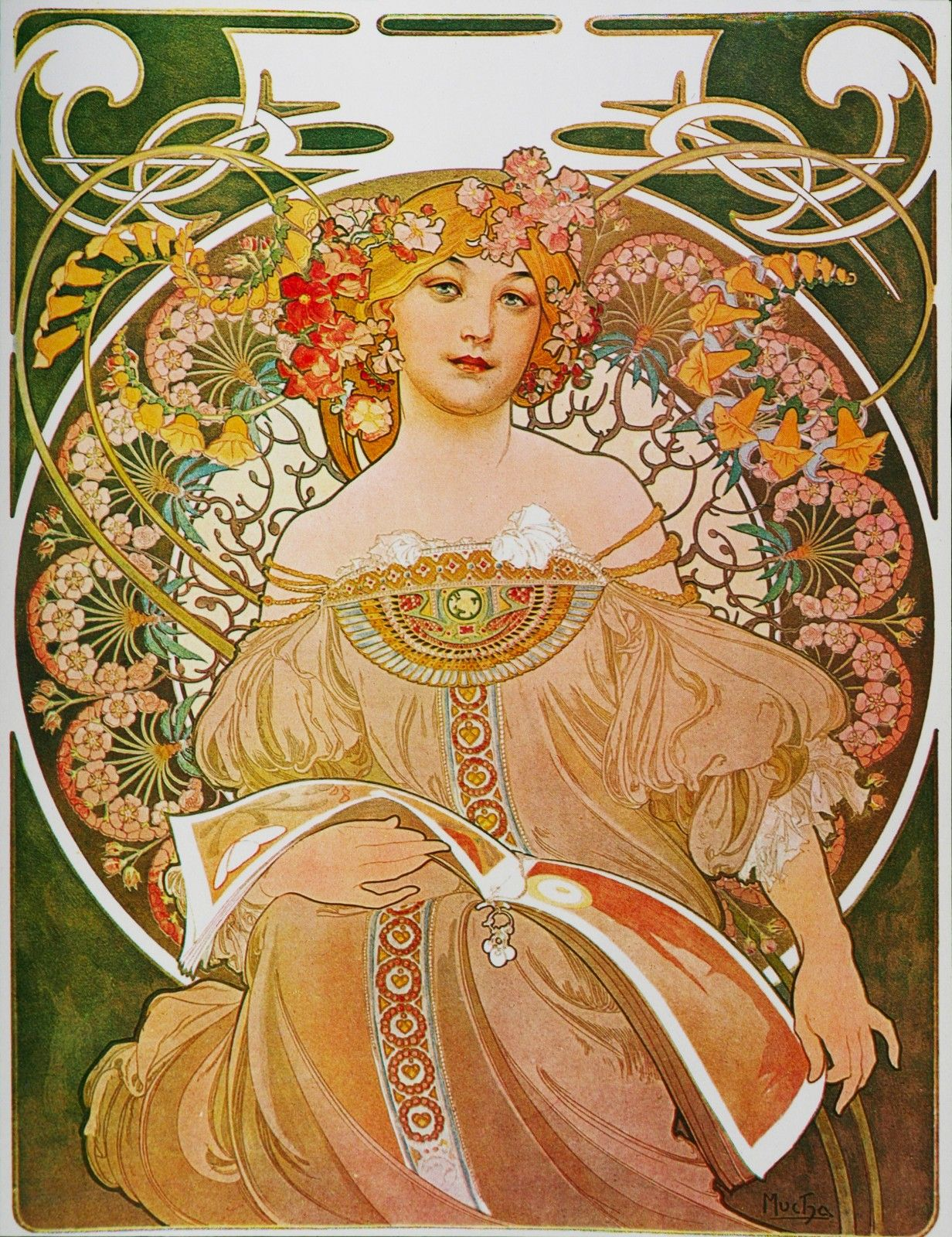 Art Nouveau Pintura 25 Mind Blowing Art Nouveau Poster Designs Mucha Pinterest