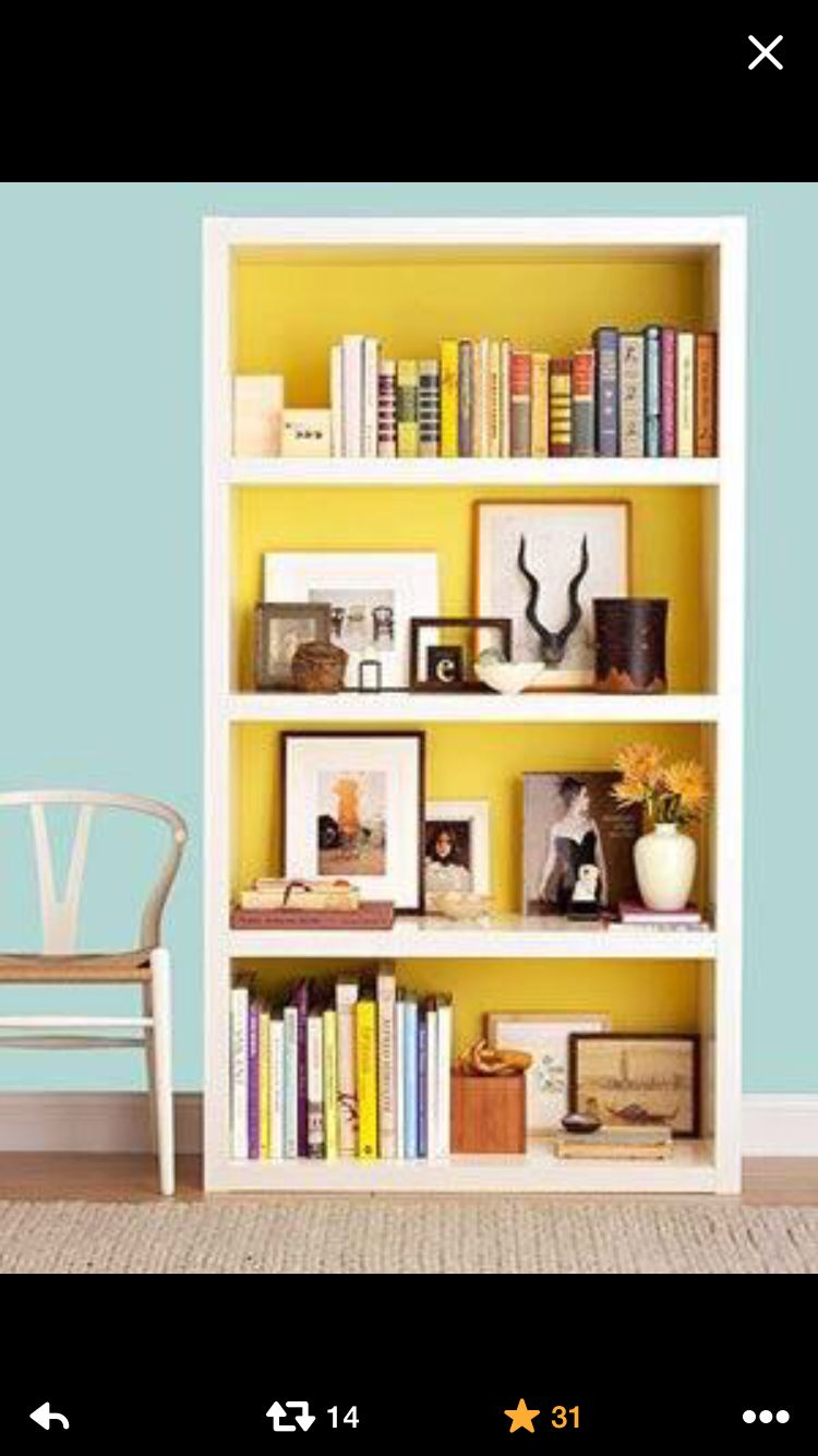 Pin by C L on Ideas for house | Pinterest | Shelving, Living rooms ...