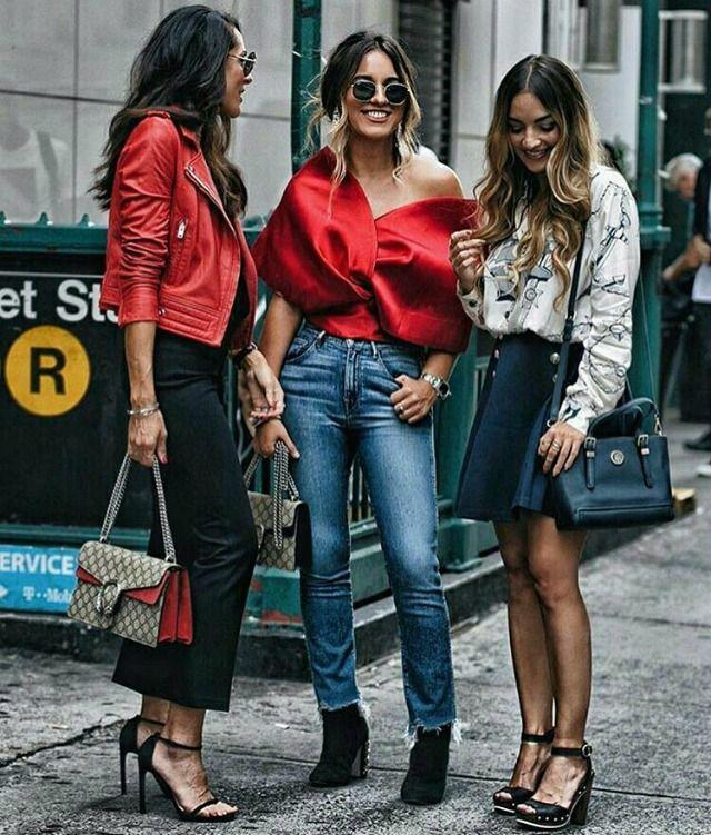 Vermelho é a cor da estação - apaixone-se