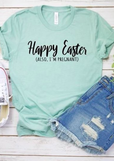 4015b37ff41f9 also I'm pregnant, easter pregnancy announcement shirt, twins, Pregnancy  reveal, baby reveal, expecting, baby announcement shirt, #ad