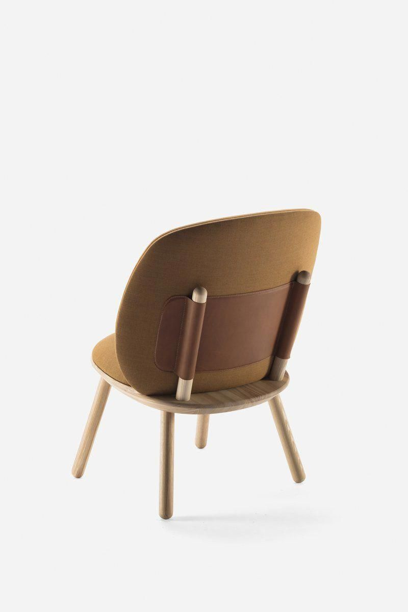 Etc Etc S Naive Is A Flat Pack Chair Supported By A Leather Strap Diyfurniturebench Flat Pack Furniture Diy Furniture Chair Diy Chair