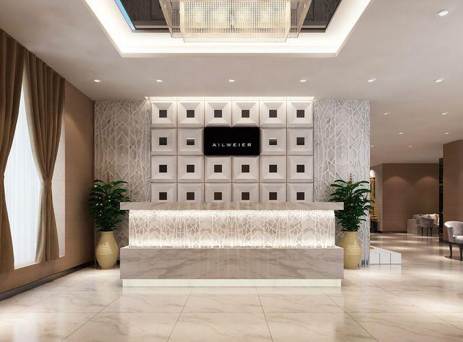 Download 3d Models Clothing Showroom Interior Free 3d Model Or