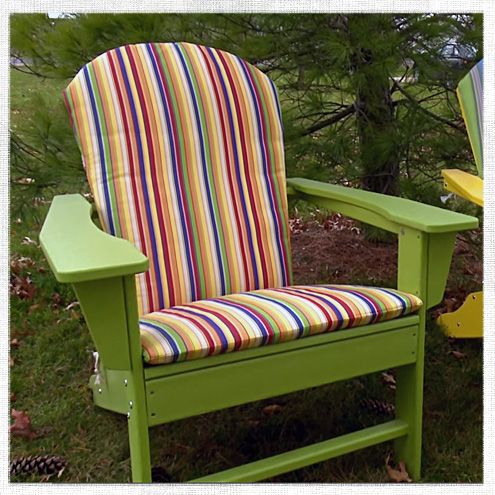 Attrayant Adirondack Chairs Have Been An Outdoor Seating Staple For Over A Hundred  Years. Named After