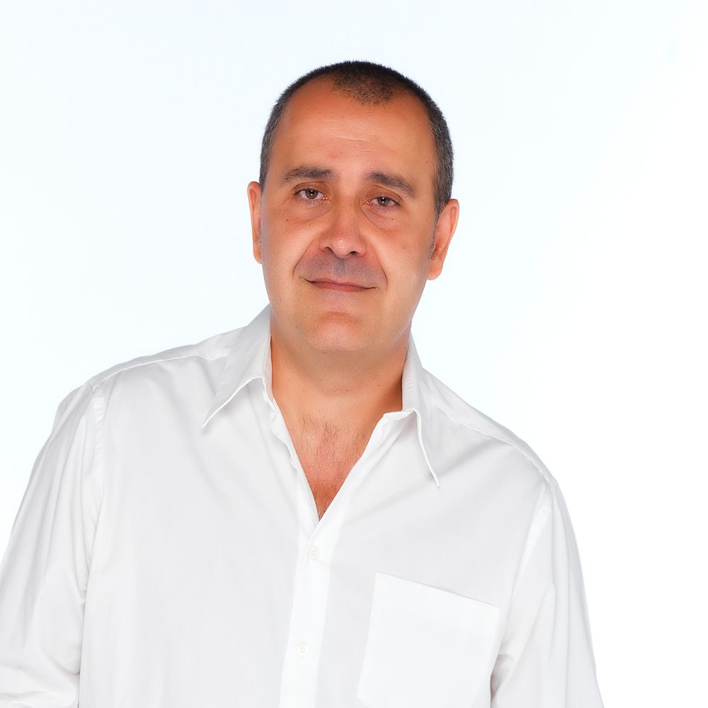 Carlos Rodríguez, presentador de Como el perro y el gato