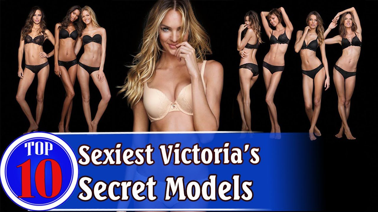 1d260fd55d21a Top 10 Sexiest Victoria's Secret Models of All Time | Sexiest ...