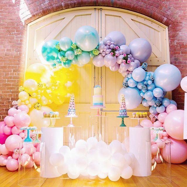 Tips para organizar y decorar una fiesta como organizar - Como decorar una fiesta de cumpleanos ...