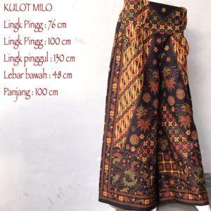 Model Celana Batik Wanita Modern Aneka Motif 2018 Batik Style