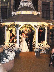 Gazebo At Viva Las Vegas Weddings Las Vegas Destination Wedding Las Vegas Weddings Las Vegas Wedding Chapel