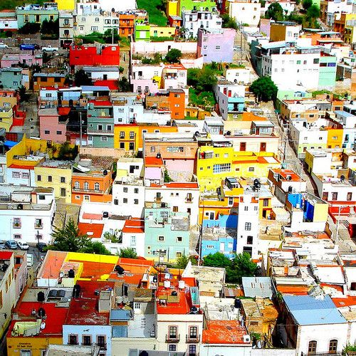 Zacatecas City   Mexico (by Nay Paul)
