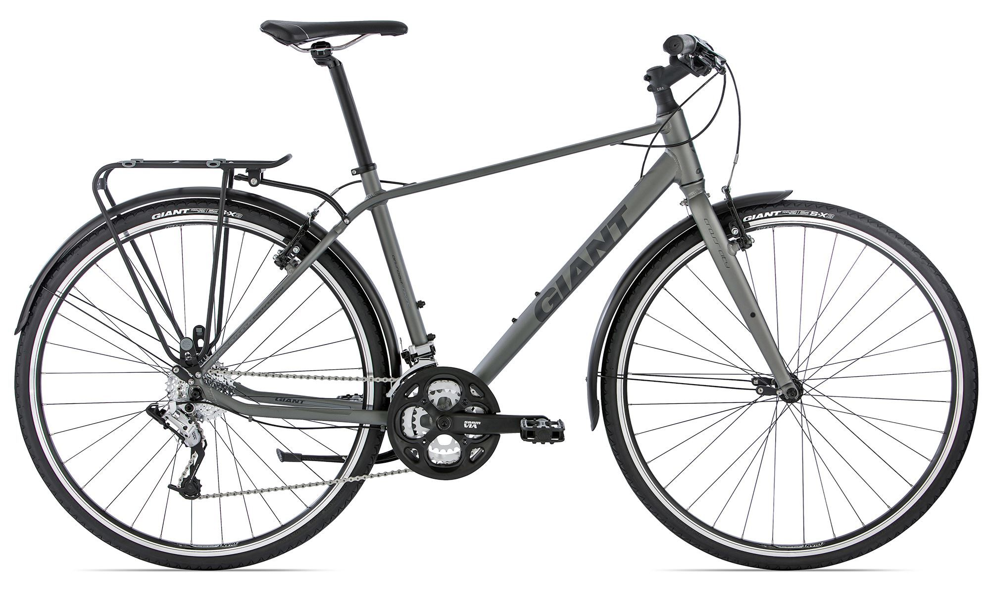 Cross City 2 Equipped (2016) Giant Bicycles Australia