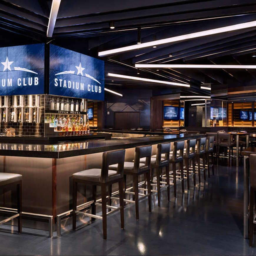 Dallas Cowboys Stadium Club Bookmarc Online Cowboys