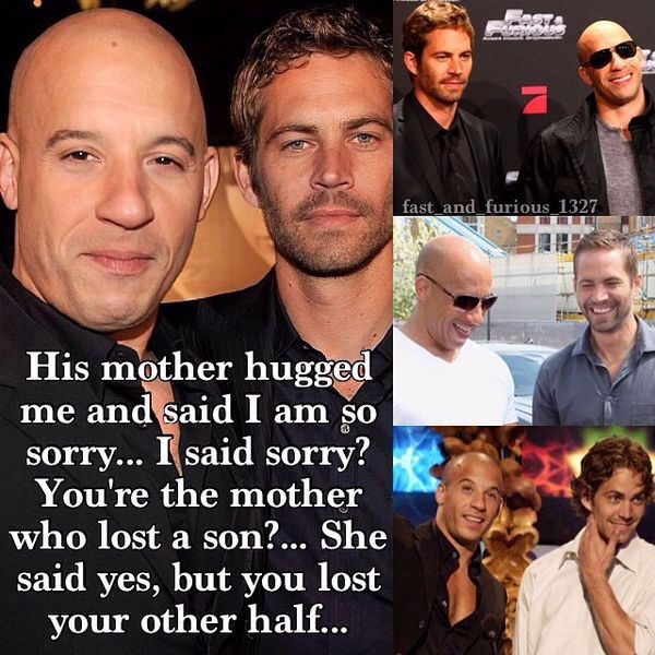 One Last Ride Paul Walker Fast And Furious Paul Walker Quotes