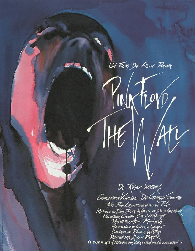pink floyd the wall de alan parker 1982 film musical on pink floyd the wall id=97508