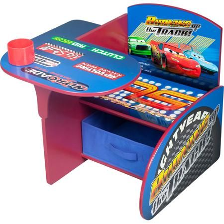 Prime Disney Cars Desk Chair With Storage Bin Walmart Com Pdpeps Interior Chair Design Pdpepsorg