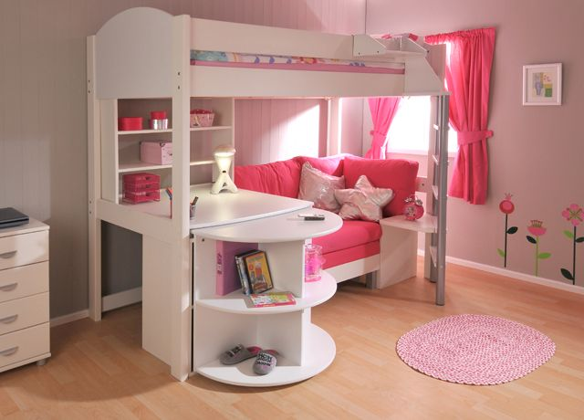 Stompa Casa 4 Girls Bunk Beds Kids Bedroom Designs