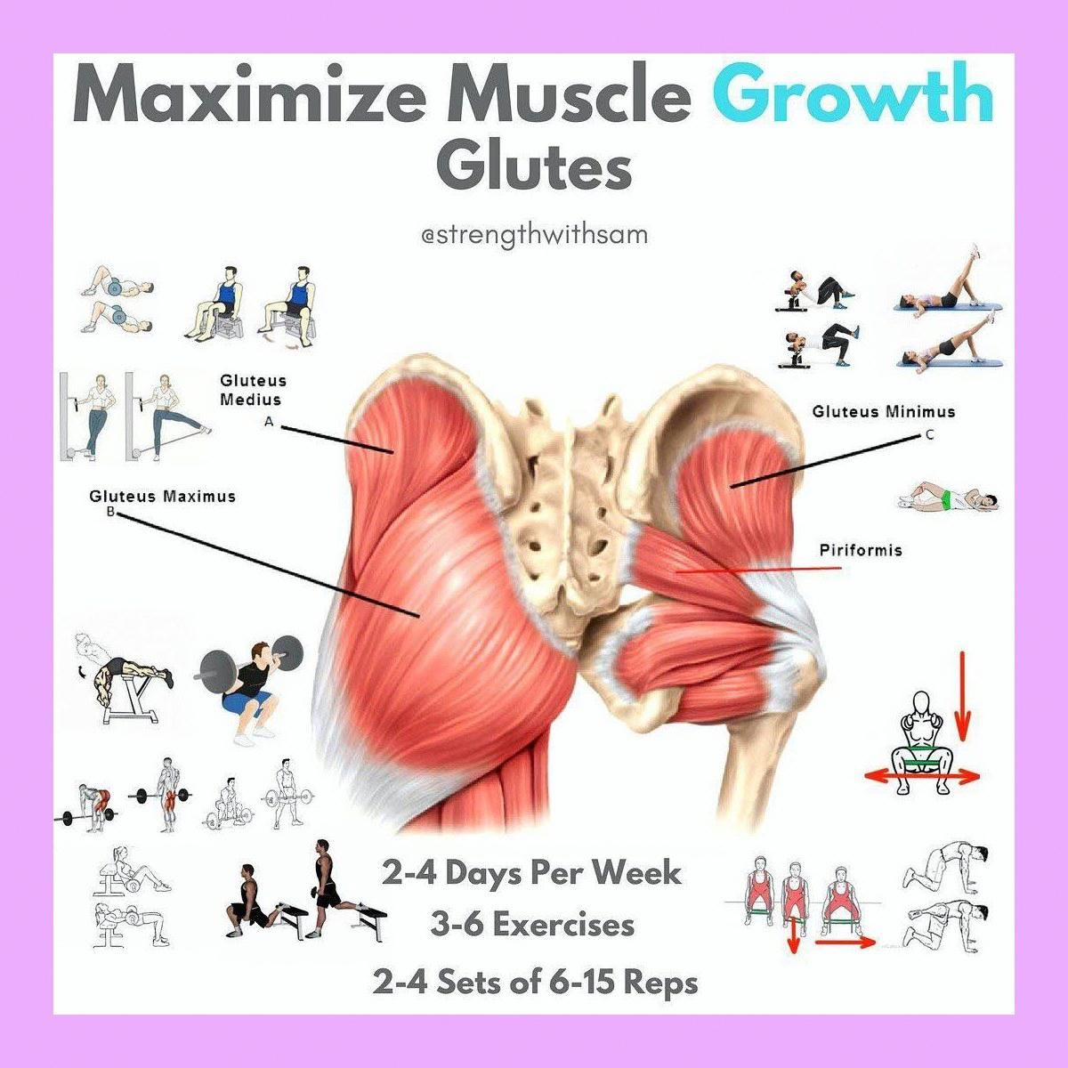 Pin on Move That Booty! Amazing Butt Workouts