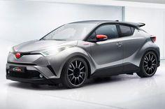 Performance Toyota Chr Under Consideration
