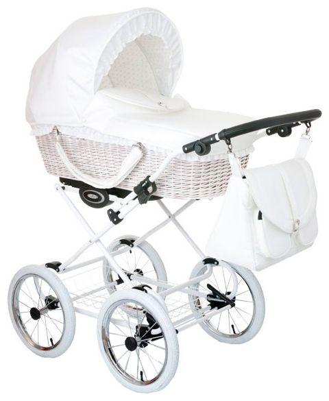 белая коляска для девочек - Поиск в Google   Коляски для ...
