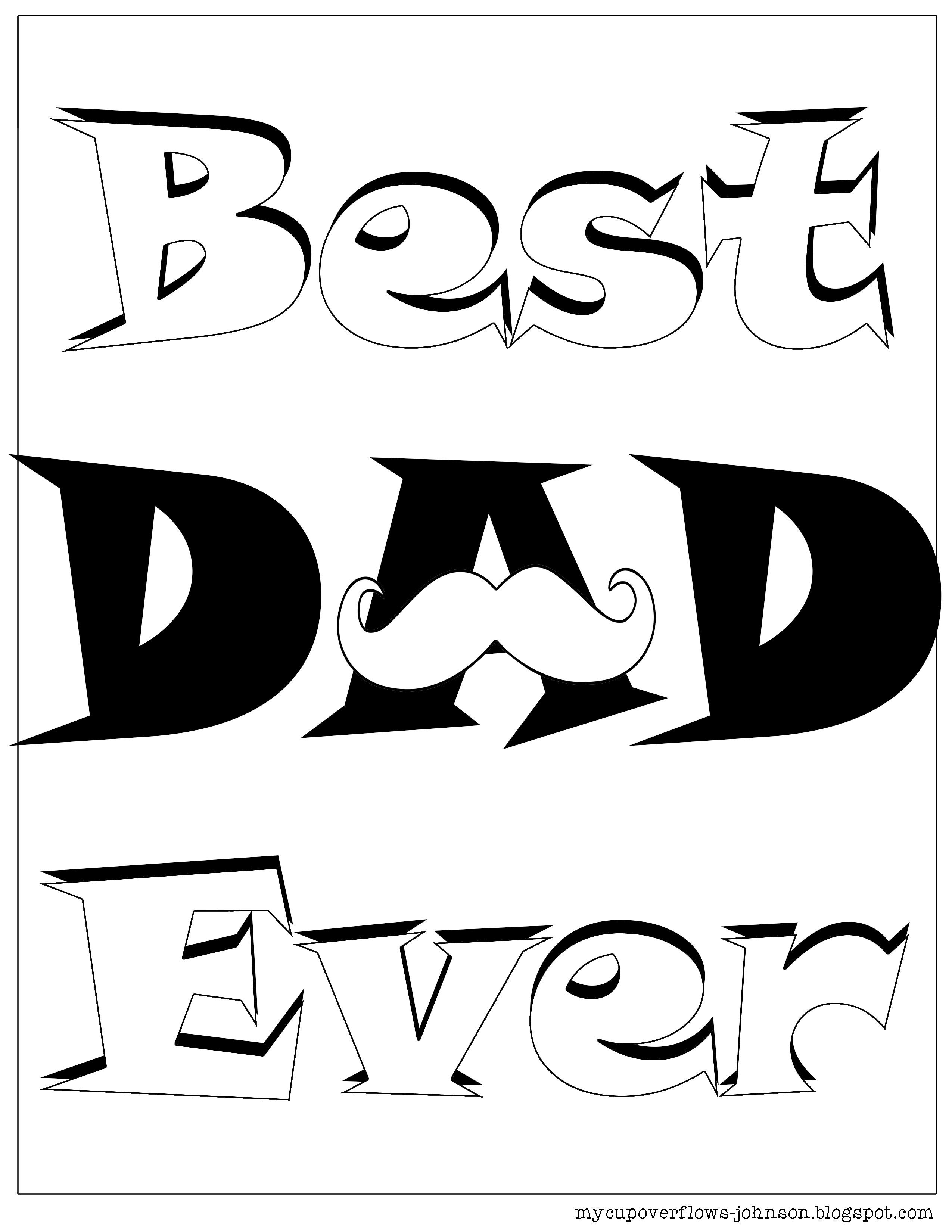 Father S Day Coloring Pages Fathers Day Coloring Page Coloring Pages Love Coloring Pages