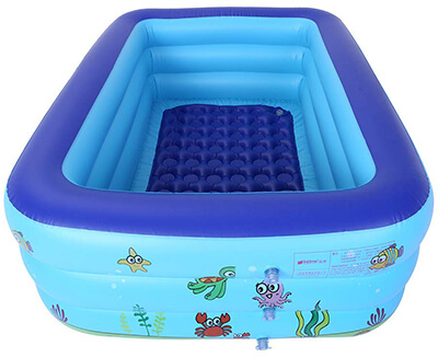 Top 10 Best Inflatable Pools For Adults In 2020 Reviews In 2020 Inflatable Pool Inflatable Swimming Pool Children Swimming Pool