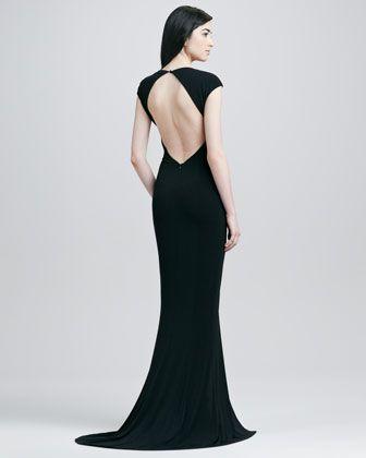 8e17bfba6d6 Rachel Zoe Adrianna II Mermaid Maxi Dress - Neiman Marcus