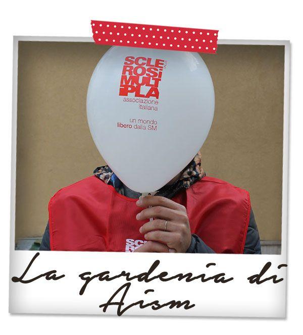 #telaraccontocosi la gardenia di aism associazione italiana sclerosi multipla sezione caltanissetta sicilia ME creativeinside