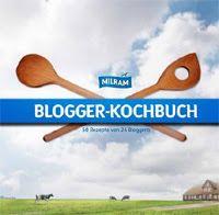 Milram Blogger-Kochbuch