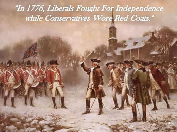 Blue coats = Liberals; Red Coats = Conservatives.... | Government ...