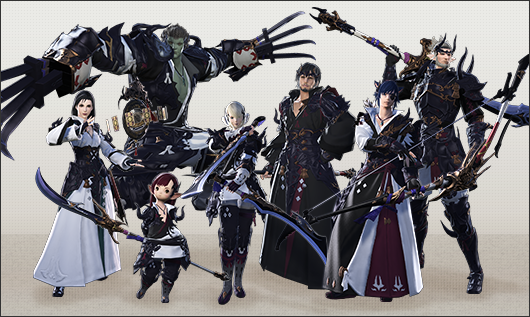 New Heavensward gear sets!   Final Fantasy XIV   Final fantasy xiv