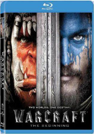 Warcraft The Beginning 2016 Bluray 950mb Hindi Dual Audio Org 720p