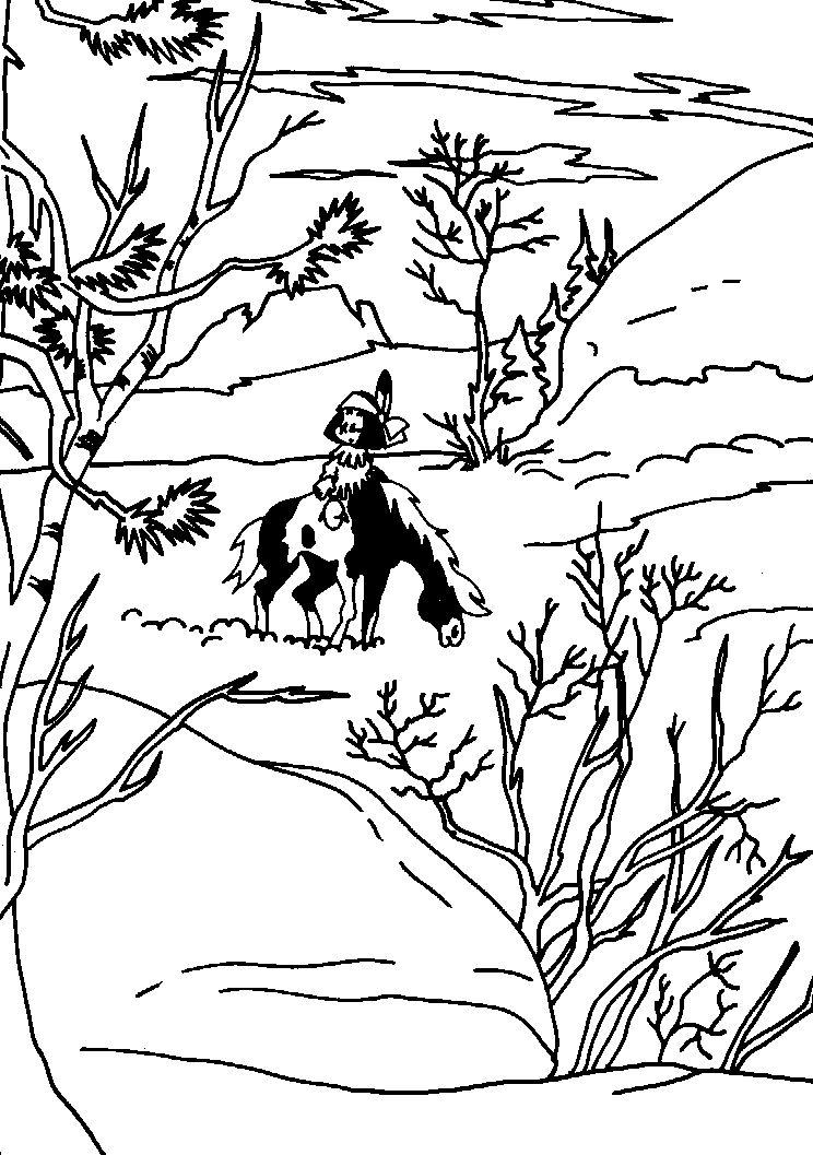 Pin Auf Yakari Dibujos Para Dibujar