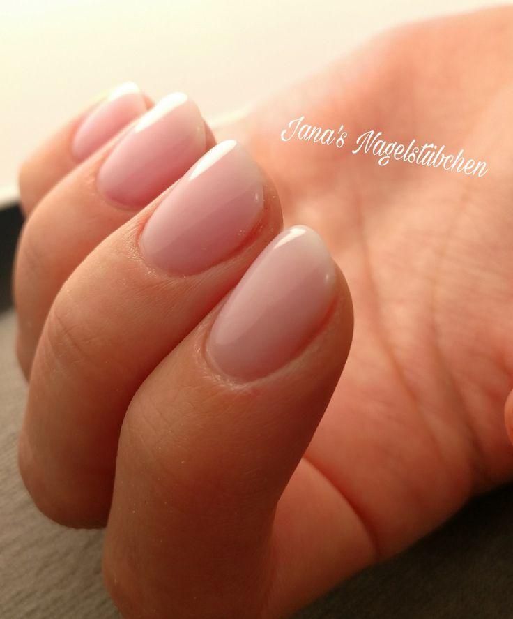 Natur aussehen - Nails - Nageldesign
