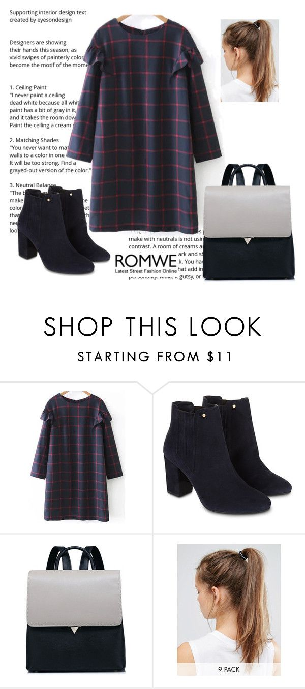 """""""romwe1"""" by elena-258 ❤ liked on Polyvore featuring Monsoon and NIKE"""