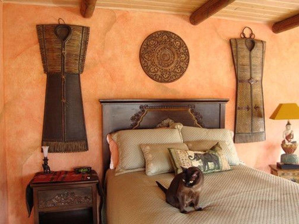 12 Beautiful African Bedroom Decor Ideas | Home design, Afrikaner ...